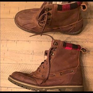 Size 8 Men's Bass Boots